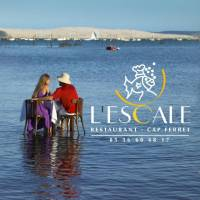 L'Escale restaurant Cap Ferret